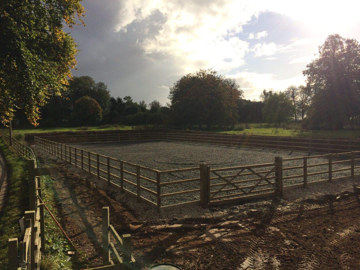 Equestrian Arena Builders