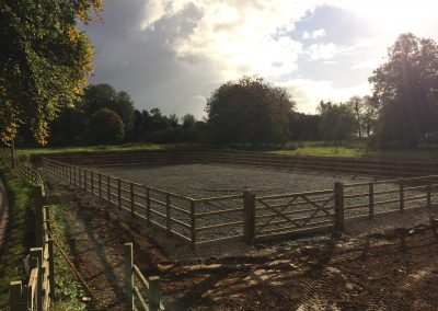 Manufactured Riding Arena All Weather Surface